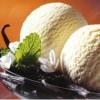 مثلجات الفانيلا