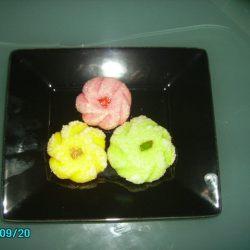 حلوة الوريدات بالألوان