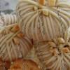 شكل جديد لحلويات اللوز (حلوة الكبة)